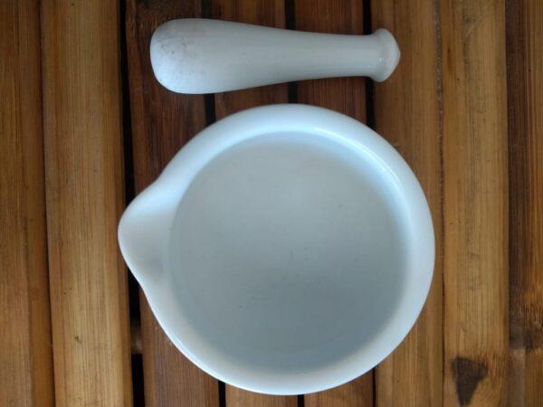 Mortero de ceramica 1