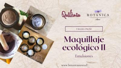 Taller maquillaje ecológico II- emulsiones 10